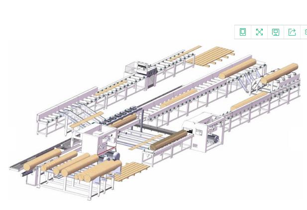 得益力木材加工生产线助力实木家具生产的腾飞